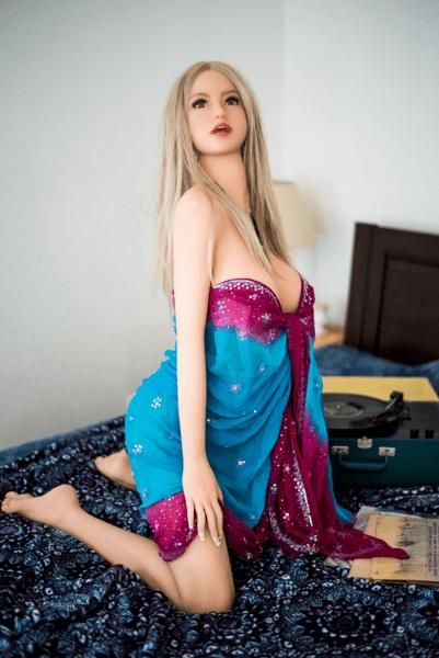 Life Like Sex Doll Bending