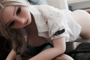 Lifelike Sex Doll Suki 110 cm Dreaming