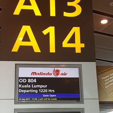 Malindo Air Flight