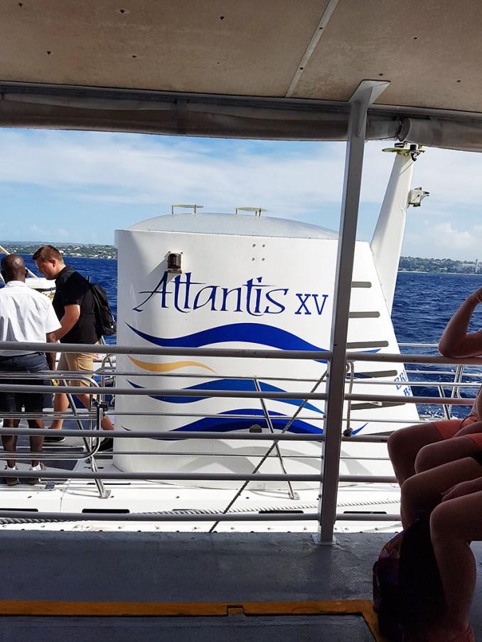 The Atlantis Submarine