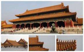 Forbidden City buildings