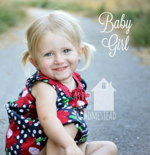 Meet the kids: Baby Girl