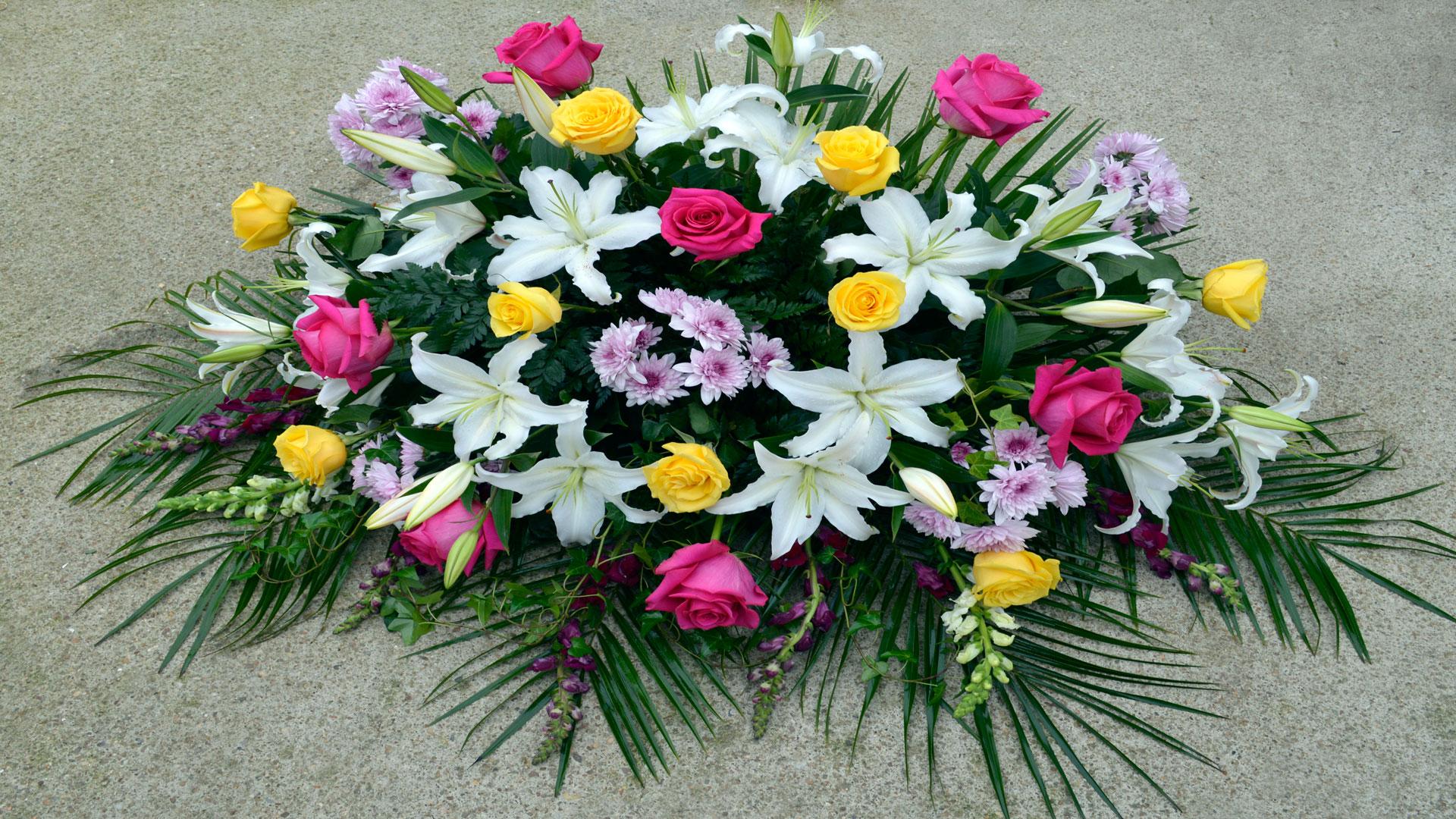 Las flores y los muertos