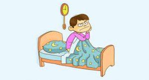 Hati-hati, Kurangnya Tidur Menyebabkan Hilangnya Memori