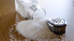 Pola Makan Tinggi Garam Meningkatkan Resiko Kanker Perut