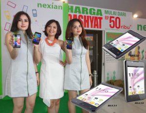 Service Center Resmi Nexian lengkap seluruh kecamatan kabupaten kota provinsi indonesia