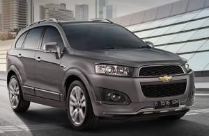Daftar Bengkel Resmi Mobil Chevrolet di Jakarta Provinsi DKI