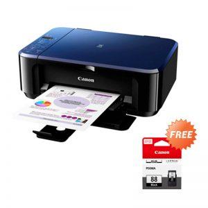 Analisis Keunggulan Printer Canon Multifunction Inkjet E510, Bisa Copy dan Scan