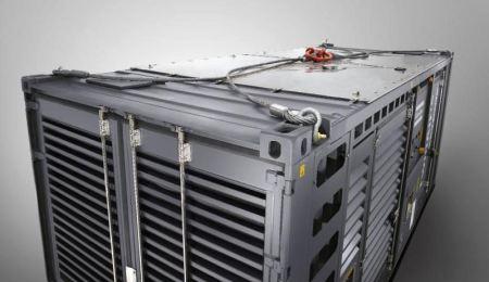Блочно-модульная компрессорная станция
