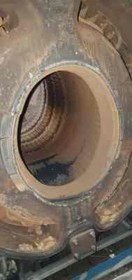 Очистка топочного пространства котла