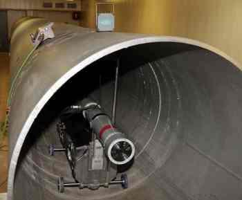 Принцип работы радиографической установки