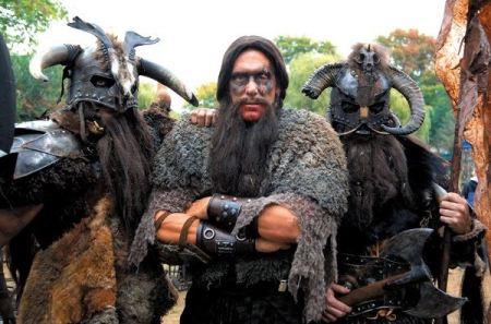 Три викинга