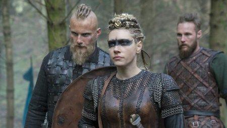 Женщины среди викингов