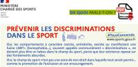 Prévenir les discriminations dans le sport