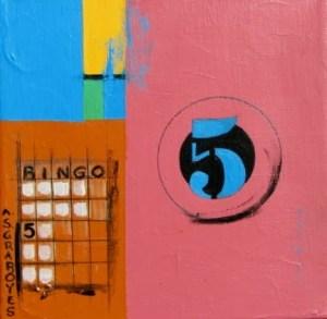 fibonacci 5, bingo, stella