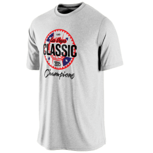 Las Vegas Classic White Shirt Featured