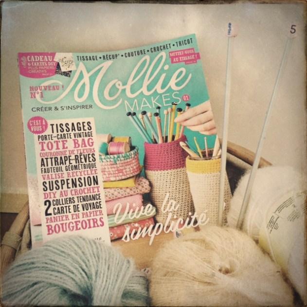 Mollie Makes AGAP2016