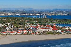 Coast of San Diego--location of #ASH2016