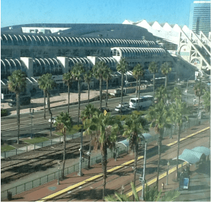 San Diego Convention Center, the location of ASH 2016