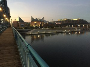 Chattanooga, Tennessee, riverfront