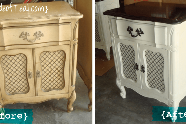 Before+After: Nightstand