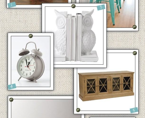 January {2014} Design Board