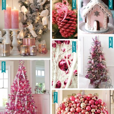 Color Series {Holiday Edition} Pink