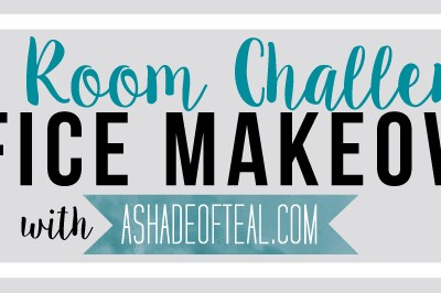Office {One Room Challenge}, Week 1