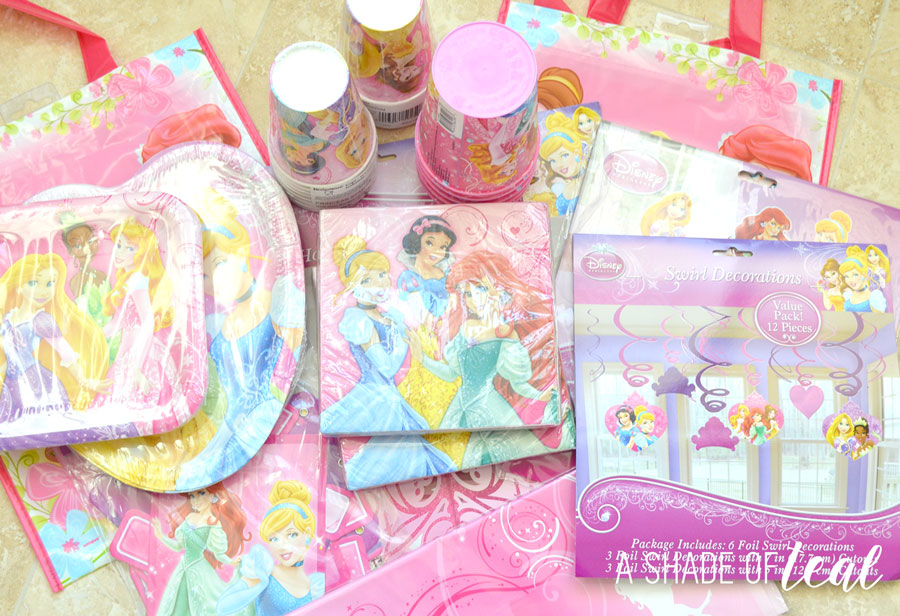 A Disney Princess Party On Budget Plus Free Printables