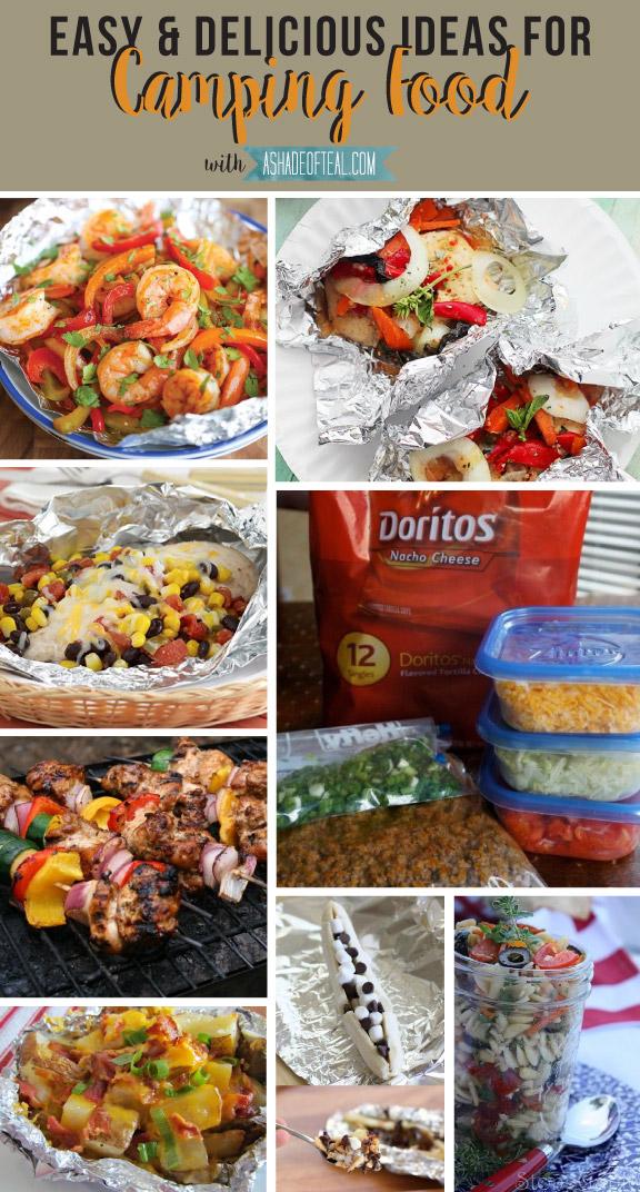 Easy Delicious Camping Food Ideas Im
