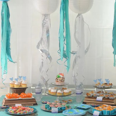 Under the Sea 2nd Birthday Party!
