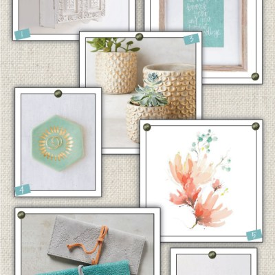 January {2016} Design Board