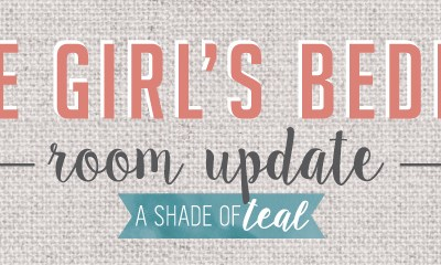 Big Girl Room, Room Update