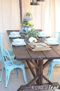 Finding the Perfect Chairs for a Rustic Farmhouse Table ...