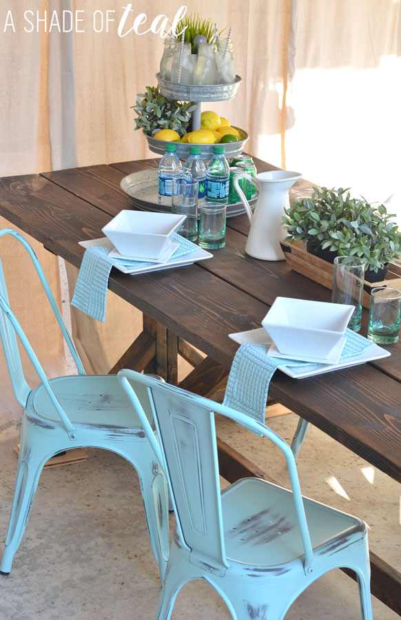 Finding The Perfect Chairs For A Rustic Farmhouse Table
