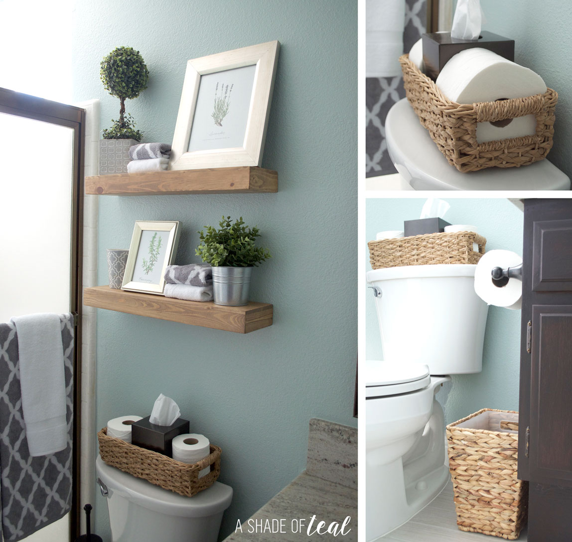Rustic Bathroom Refresh, Source List