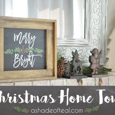 Christmas Home Tour, 2016
