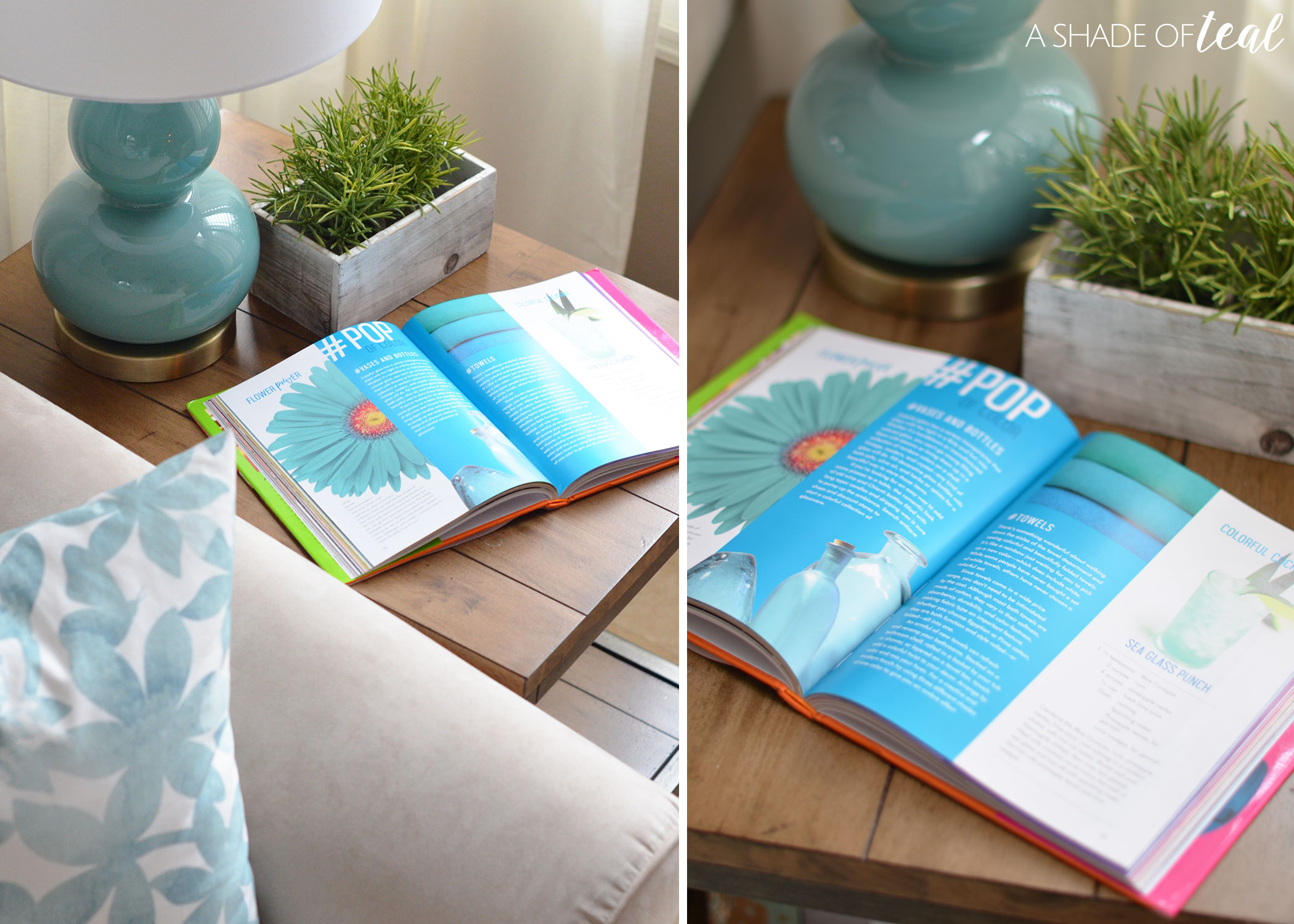 While Reading Change Your Home, Change Your Life™ With Color, I Also Found  Myself Drawn To Several Other Colors. Not Only Does Teal/Aqua/Turquoise  Play A ...