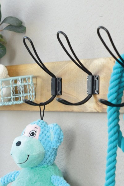 How to make a Dog Leash Holder