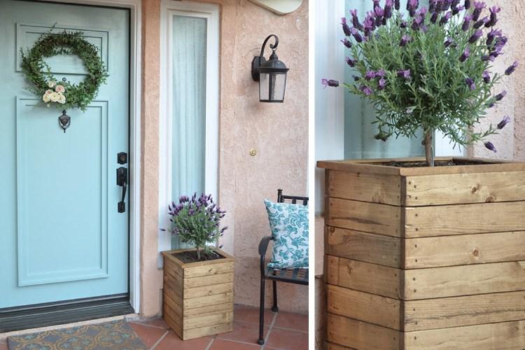 Spring Front Door Refresh