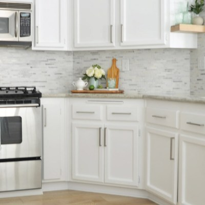 How to Repaint Kitchen Cabinets