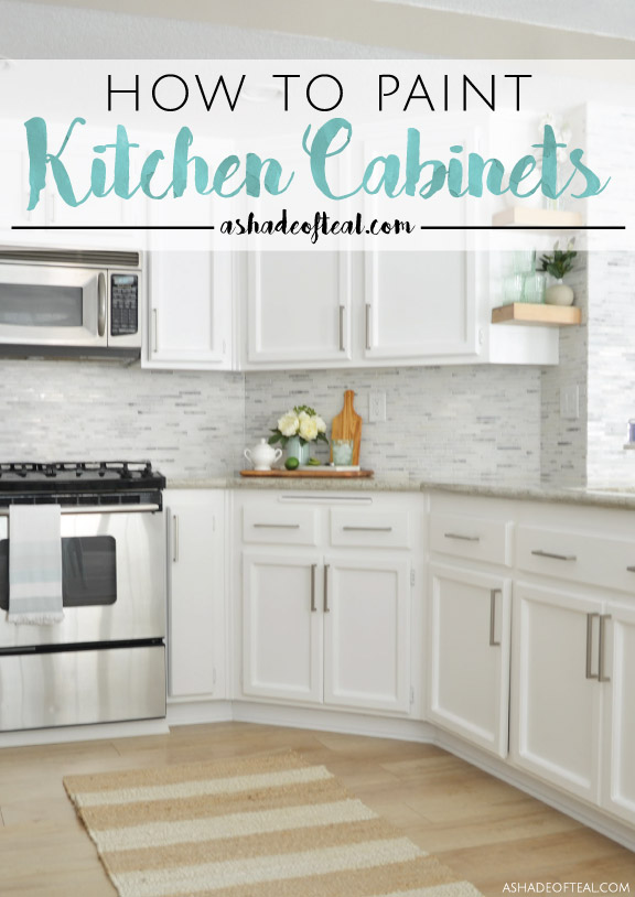 How To Repaint Kitchen Cabinets How To Repaint Kitchen Cabinets