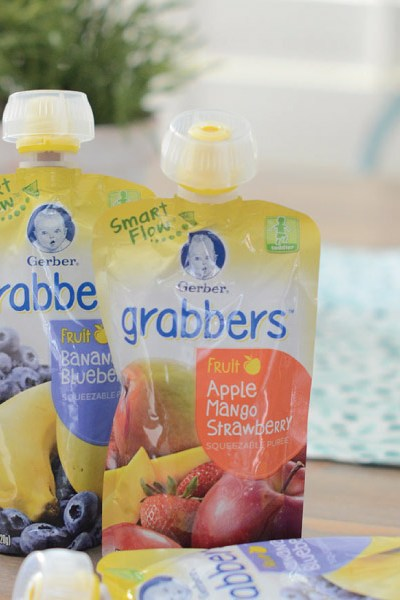 Easy mealtime on the go with a Baby & Toddler