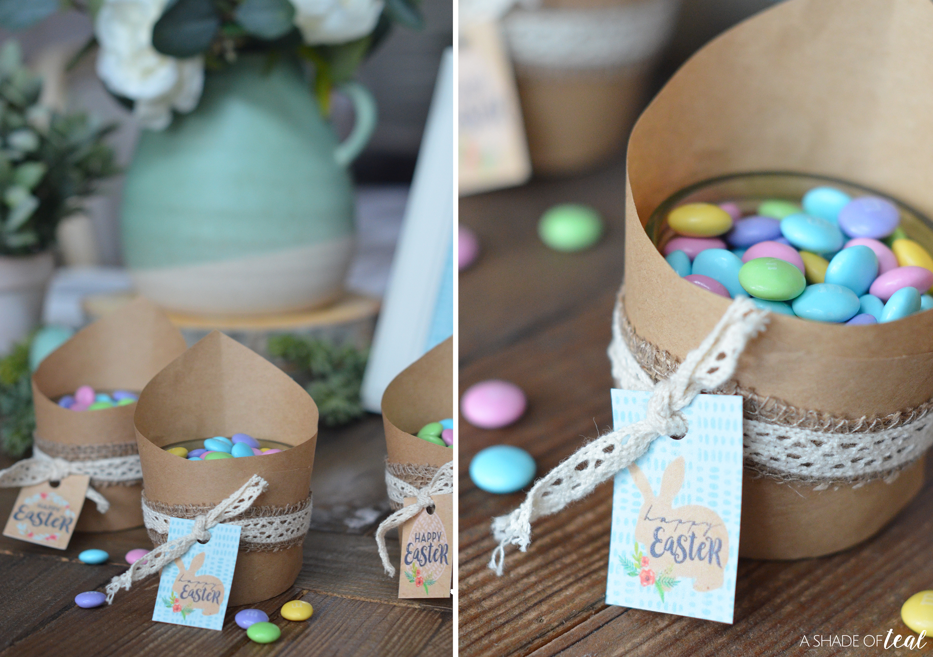 How to make easter candy favors this year the hunt is on with mars and wrigley theyre making it easy to find goodies for the perfect basket at sams club make sure you go grab a bag negle Image collections