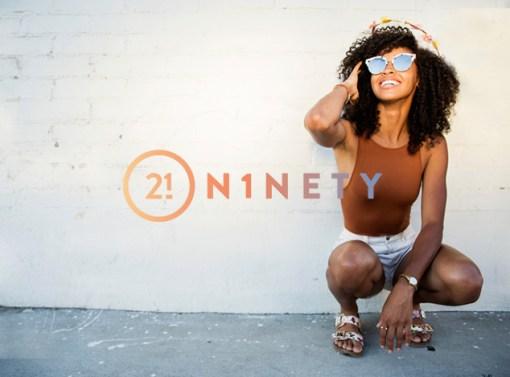 21Ninety Brand Identity