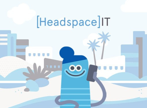 Headspace IT Brand Identity