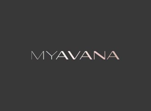 Myavana Brand Identity