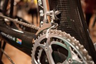 Integrated front mech.