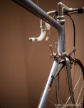 Cinelli Laser 1985. Designed to break records, first unveiled in 1979.