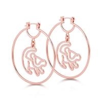 Disney The Lion King Simba Earrings - Asha Jewelry